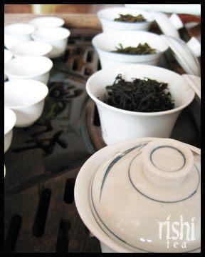 Cupping Dancong
