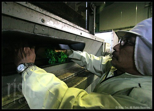 Japanese Tea Manager