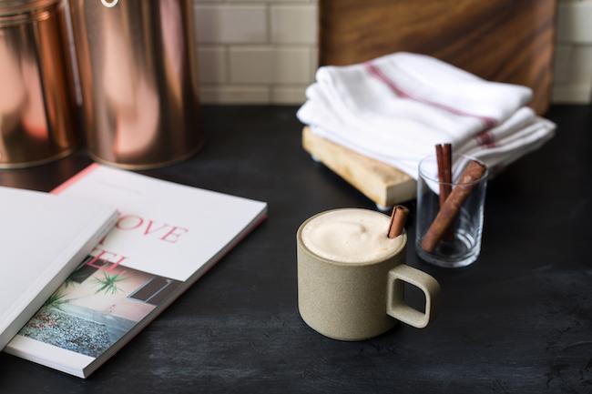 Make a Chai Latte at Home