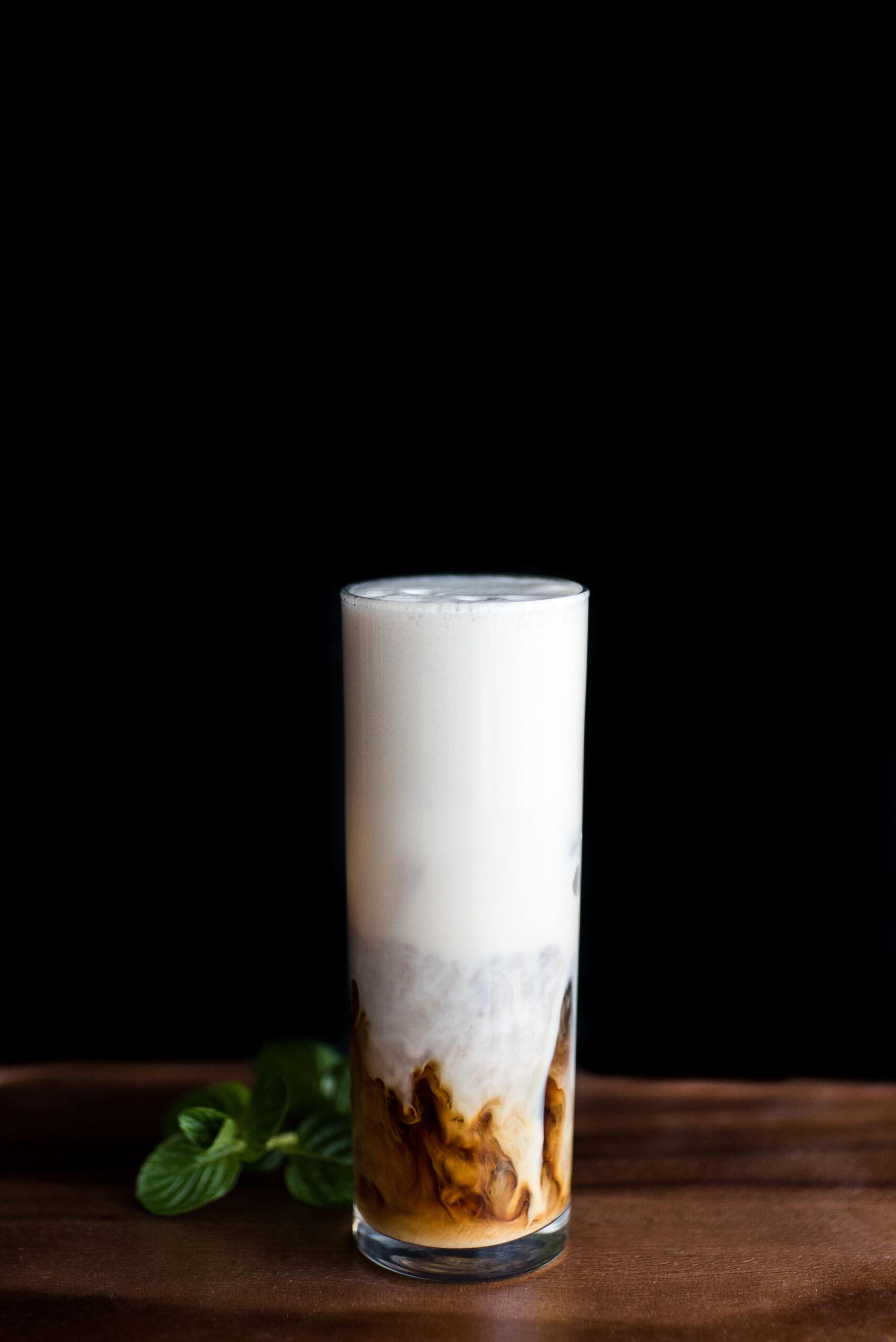Cocoa-Mint-Latte