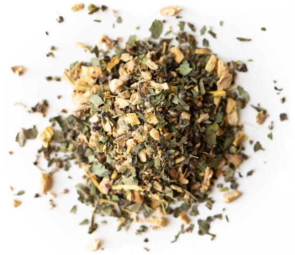tulsi-ginger-tea-circle