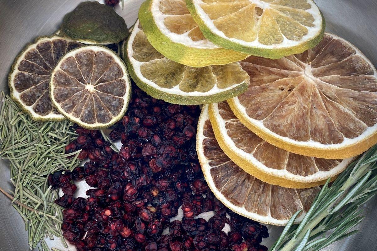 Aromatic Schisandra Decoction