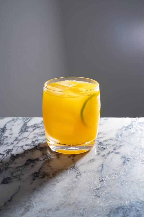 Red Turmeric Margarita