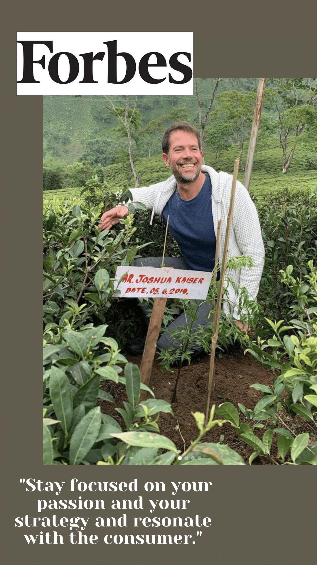 Rishi Tea Forbes