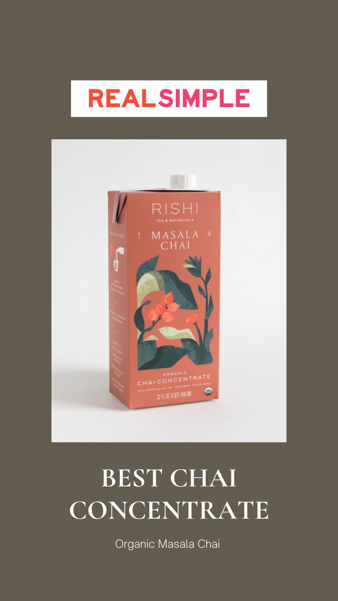 Rishi Tea Real Simple