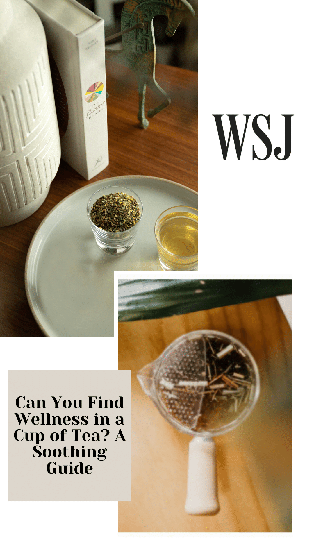 Rishi Tea Wall Street Journal