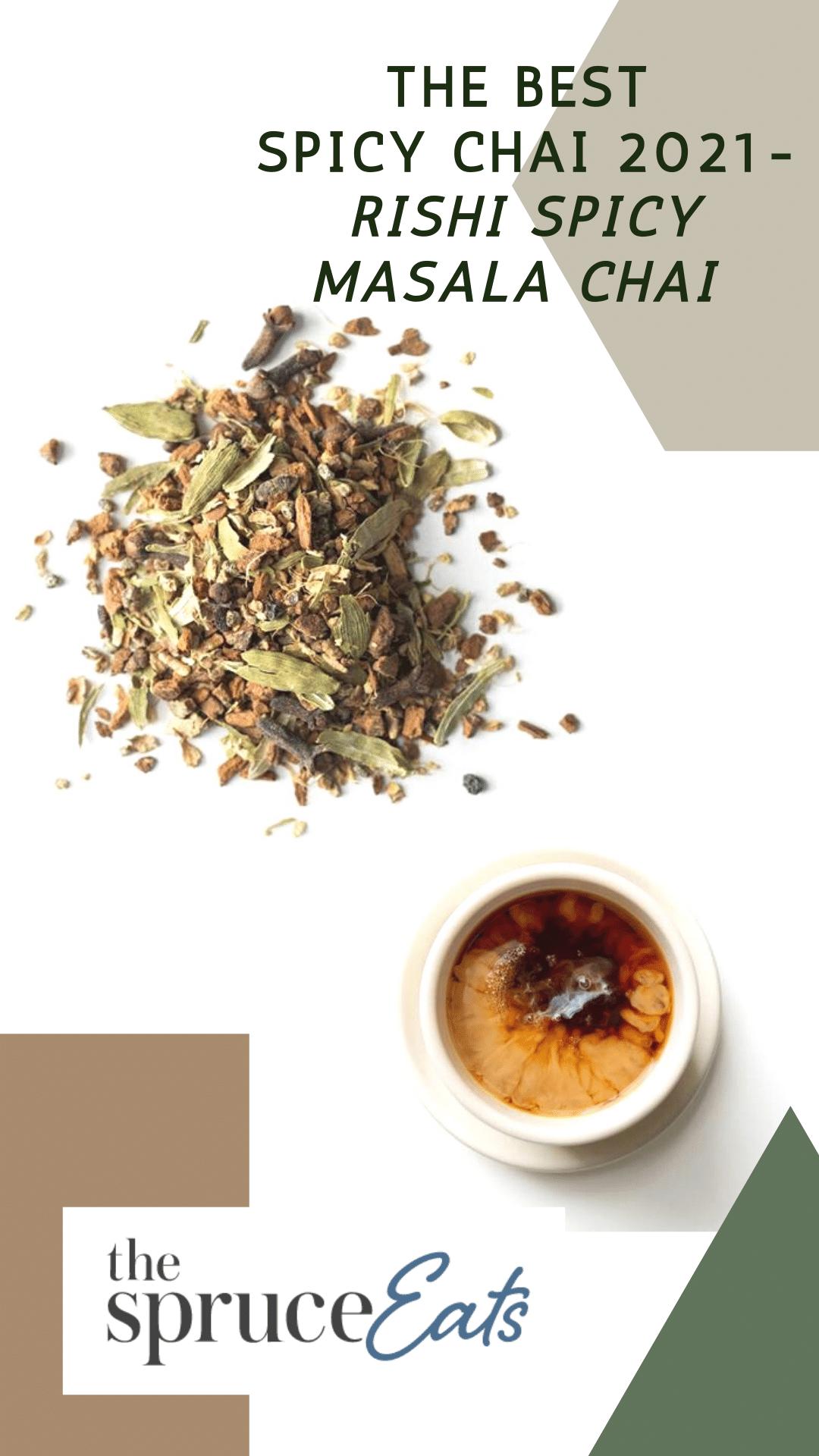 Rishi Tea the Spruce