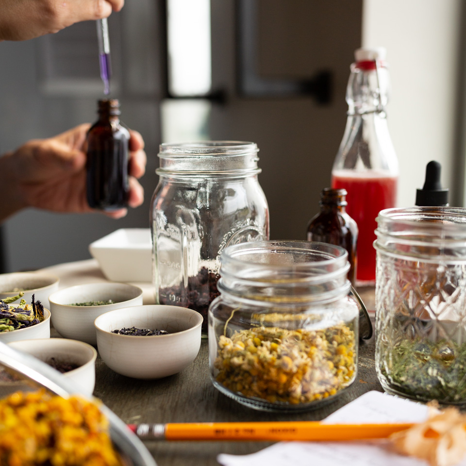 How To Make Tinctures